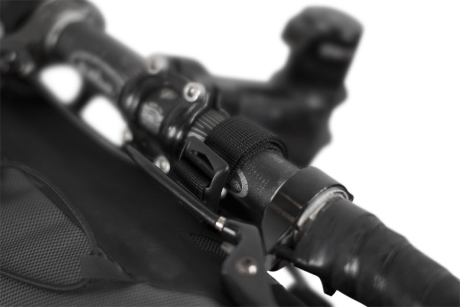 Plegabike Bicicletas - Apidura Bolsa Expedition Manillar 9L